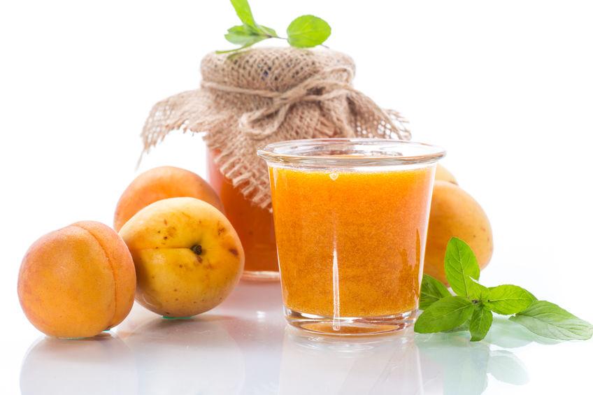 Конфитюр из абрикосов с бадьяном