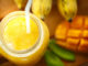 Напиток из зеленых манго
