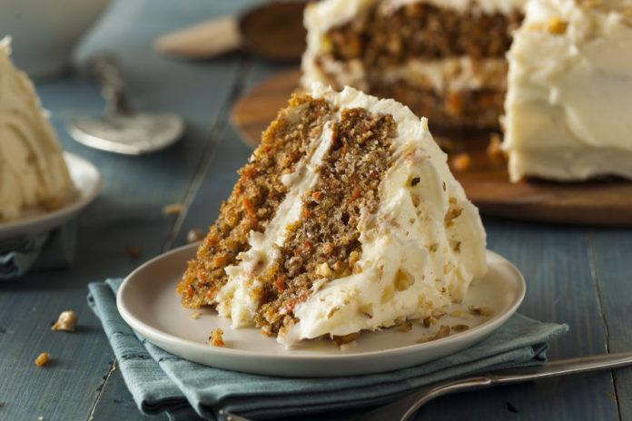 Торт «Сибирячка»