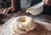 Постное дрожжевое тесто для пирогов