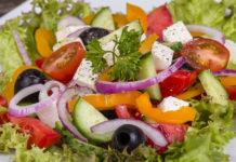 Салат «Греческий» с сыром «Feta»