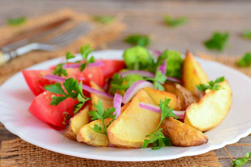 Картофельные вариации