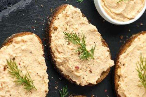 Рыбный паштет для бутербродов