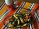 Печеные баклажаны в маринаде