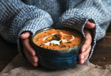 Зимние супы
