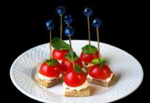 Закусочные помидорчики