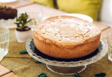 Открытый Пасхальный пирог