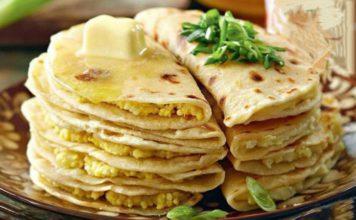 Кыстыбый с картошкой – национальное татарское блюдо