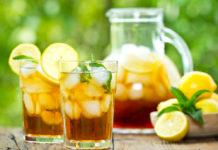 Как сделать айс ти (холодный чай)