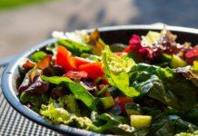 Сезонные сентябрьские салаты