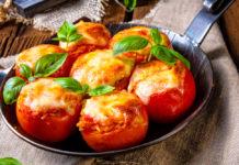 Необычные блюда из помидоров