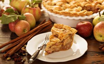 Печем с яблоками