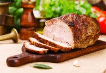 универсальная свинина в соевом соусе