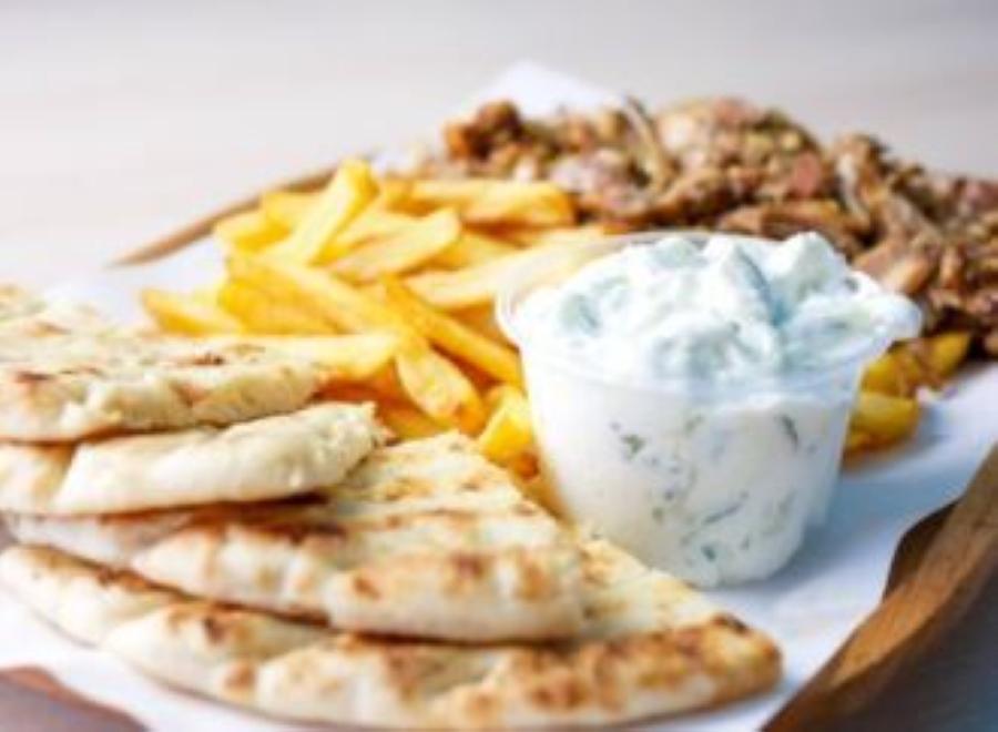Греческий соус Цацики (Дзадзики)